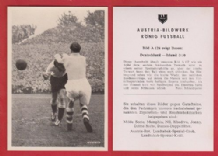 West Germany v Ireland Termath Rot Weiss Essen Kiernan Southampton A124